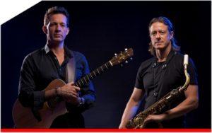 Mi 20. Februar 2019 | Norbert Fimpel – Sax, und Tolo Servera – Guitar/Vocal